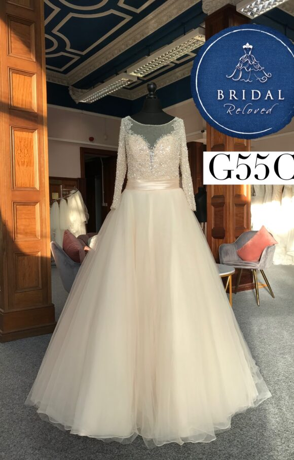 Ronald Joyce   Wedding Dress   Aline   G55C