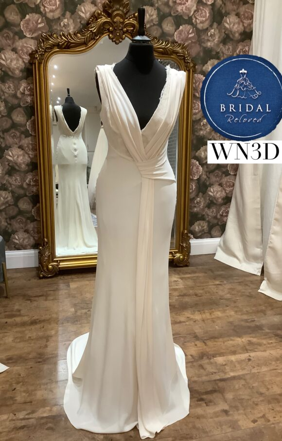David Fielden   Wedding Dress   Fit to Flare   WN3D