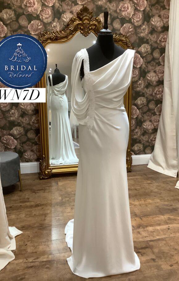 David Fielden | Wedding Dress | Column | WN7D
