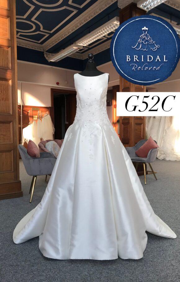 Ronald Joyce | Wedding Dress | Aline | G52C