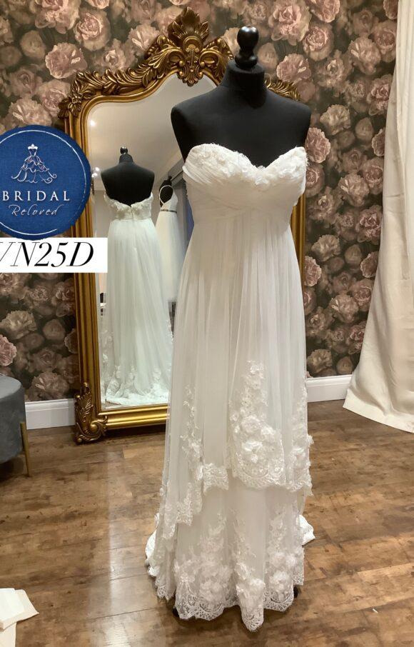 Watters | Wedding Dress | Empire | WN25D