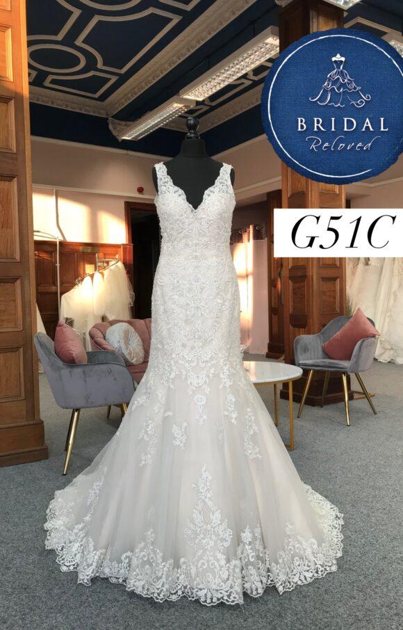 Ronald Joyce | Wedding Dress | Fishtail | G51C