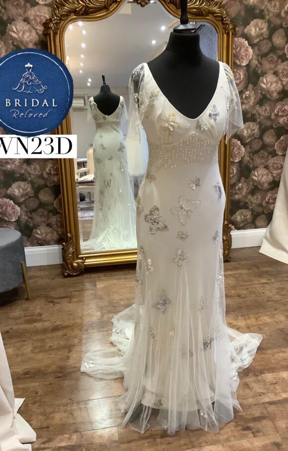 Jenny Packham   Wedding Dress   Column   WN23D