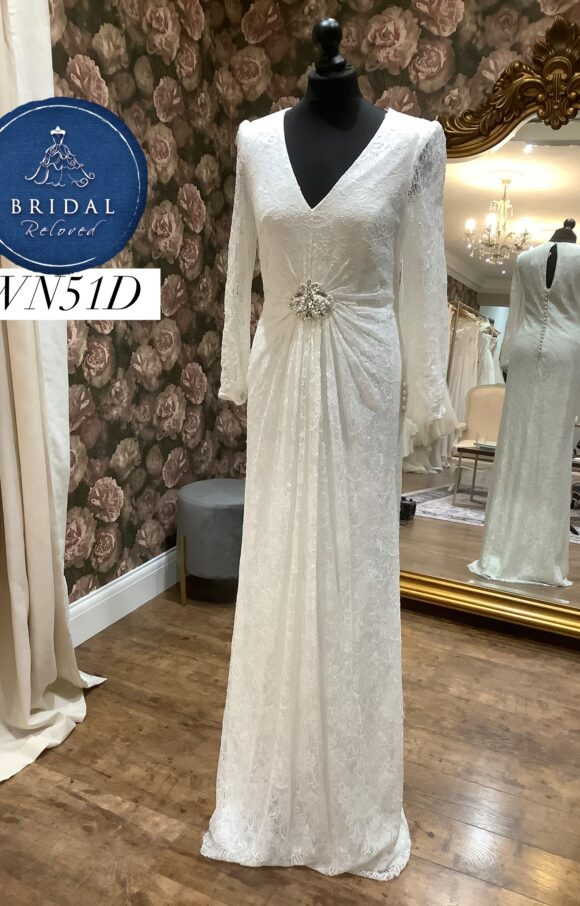 Eliza Jane Howell | Wedding Dress | Column | WN51D
