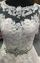 Ronald Joyce   Wedding Dress   Aline   G40C