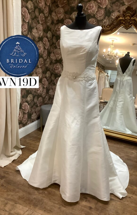 Berketex   Wedding Dress   Fit to Flare   WN19D
