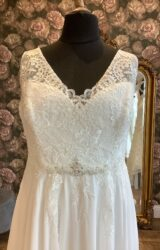 Terra Bridal | Wedding Dress | Aline | WN44D