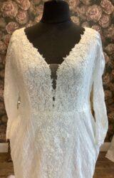 Terra Bridal | Wedding Dress | Fishtail | WN42D