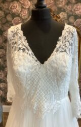 Terra Bridal | Wedding Dress | Aline | WN47D