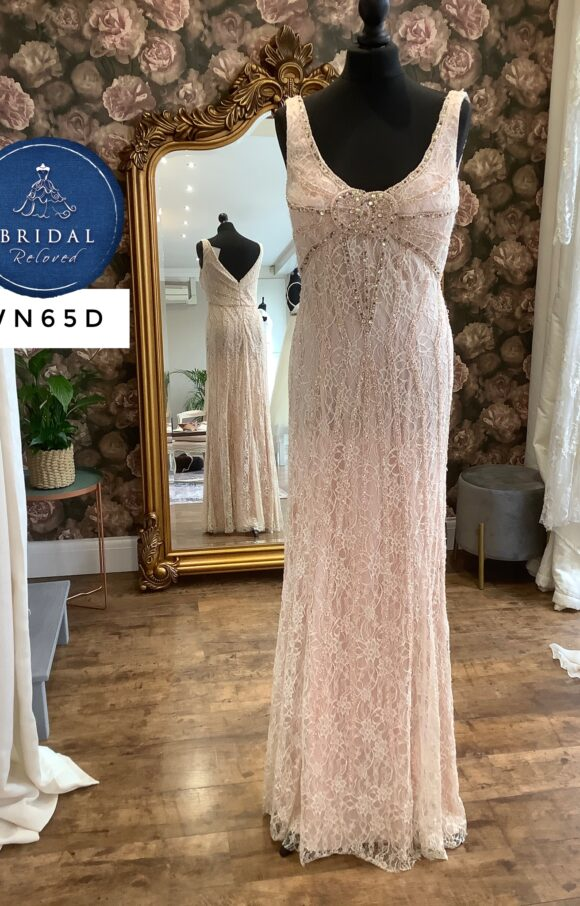 Eliza Jane Howell | Wedding Dress | Fit to Flare | WN65D