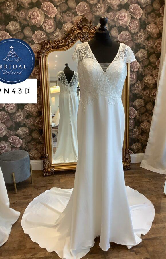 Terra Bridal   Wedding Dress   Fishtail   WN43D