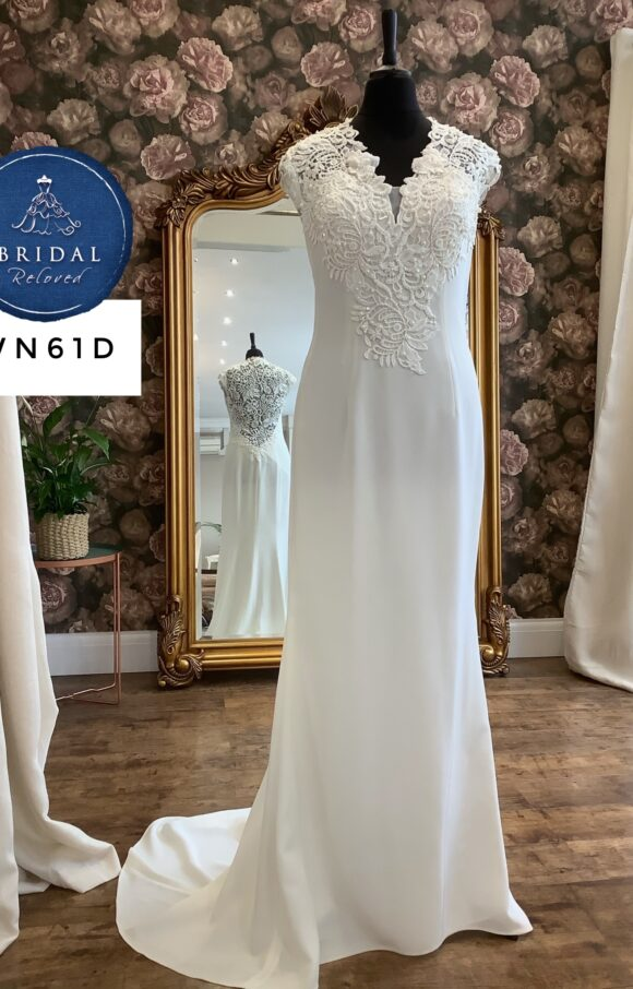 Eliza Jane Howell | Wedding Dress | Column | WN61D