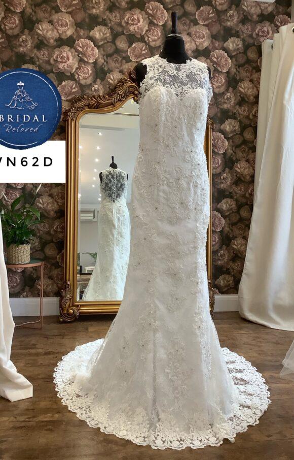 Eliza Jane Howell   Wedding Dress   Column   WN62D