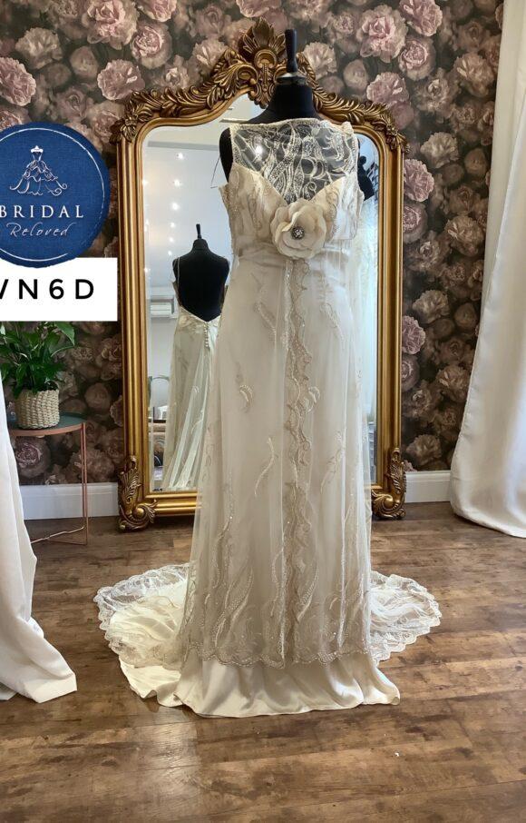 Bowen Dryden | Wedding Dress | Empire | WN6D