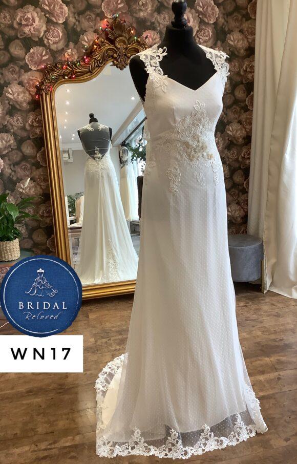 Terry Fox   Wedding Dress   Column   WN17