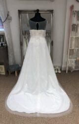 Claire A Bridal | Wedding Dress | Aline | LE342M