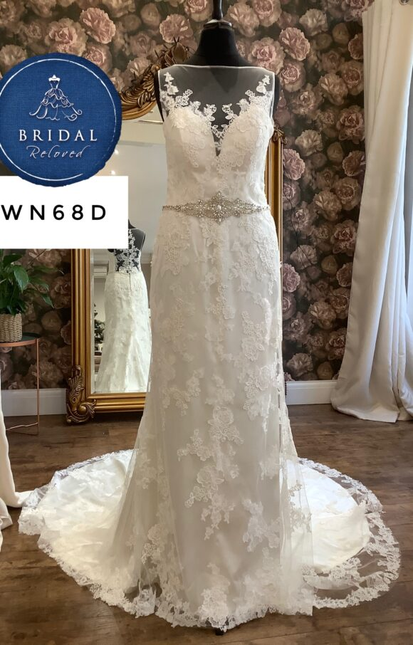 Sottero and Midgley | Wedding dress | Column | WN68D
