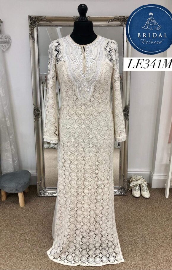 Eliza Jane Howell | Wedding Dress | Column | LE341M