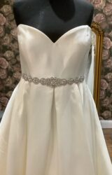 Terra Bridal | Wedding Dress | Aline | WN45D