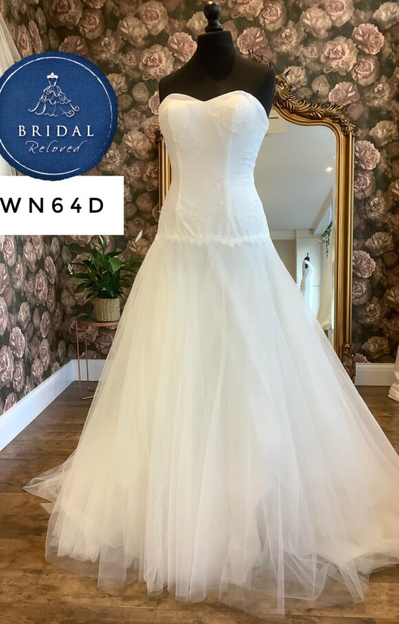 Victoria Kay | Wedding Dress | Aline | WN64D