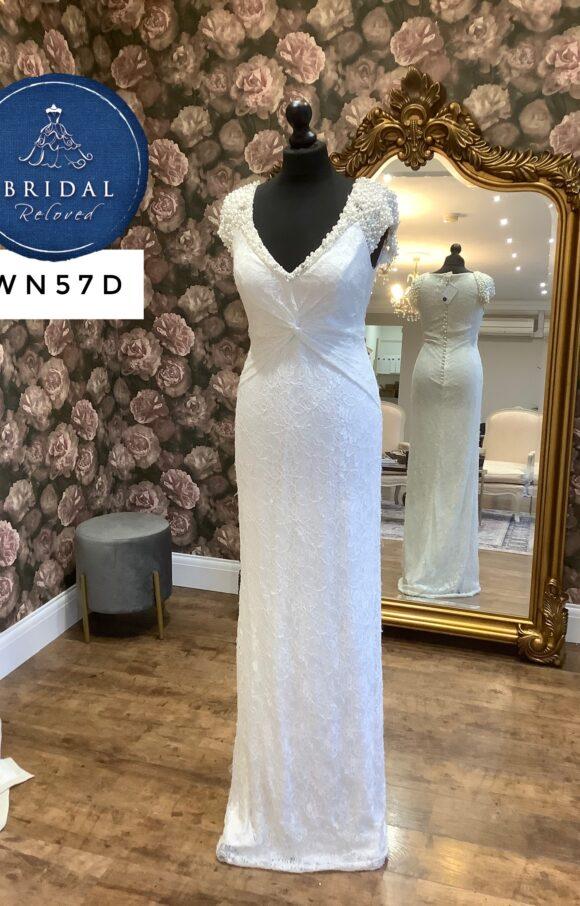 Eliza Jane Howell   Wedding Dress   Column   WN57D