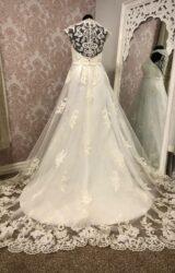Alfred Angelo | Wedding Dress | Empire | Y107E