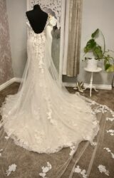San Patrick | Wedding Dress | Fit to Flare | Y137E