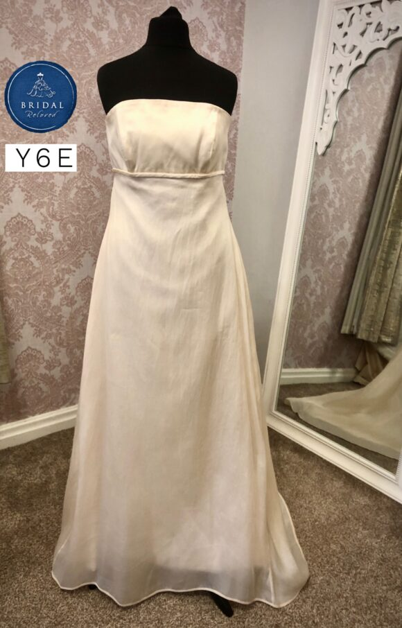 Pronovias   Wedding Dress   Aline   Y6E