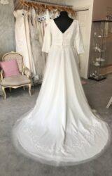 Terra Bridal | Wedding Dress | Aline | M178S