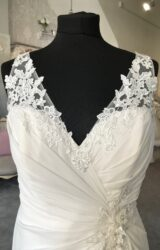 Eternity | Wedding Dress | Column | M131S
