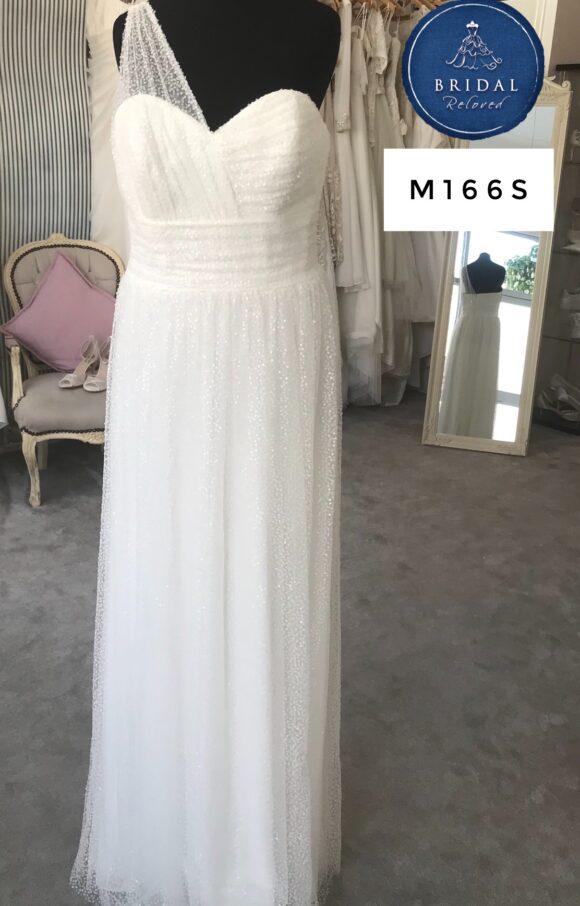Watters | Wedding Dress | Aline | M166S