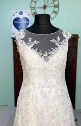 Maggie Sottero   Wedding Dress   Fit to Flare   SH198S