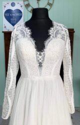 Watters | Wedding Dress | Aline | SH201S