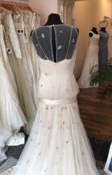 Bowen Dryden | Wedding Dress | Drop Waist | T188