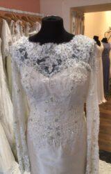 Martina Liana   Wedding dress   Fit to Flare   T192