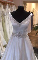 Phil Collins| Wedding Dress | Aline | T191