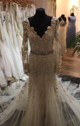 Bowen Dryden | Wedding Dress | Fit to Flare | T187