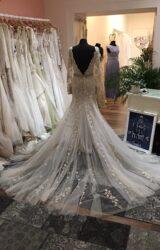 Bowen Dryden   Wedding Dress   Fit to Flare   T187