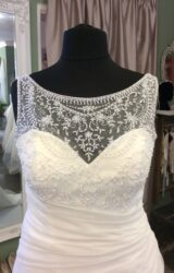 Catherine Parry | Wedding Dress | Aline | ST434S
