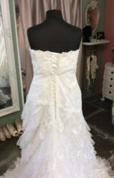 Madeline Gardner | Wedding Dress | Drop Waist | ST200H