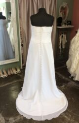 Romantica | Wedding Dress | Empire | ST443S