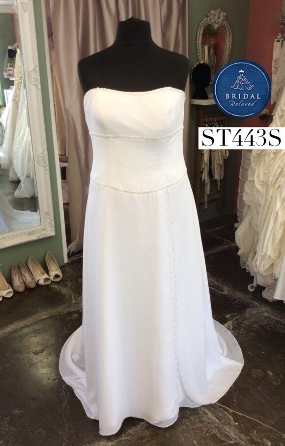 Romantica | Wedding Dress | Empire | ST443S
