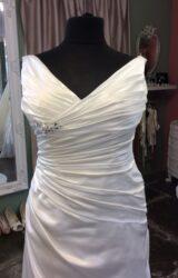 Maggie Sottero | Wedding Dress | Aline | ST461S