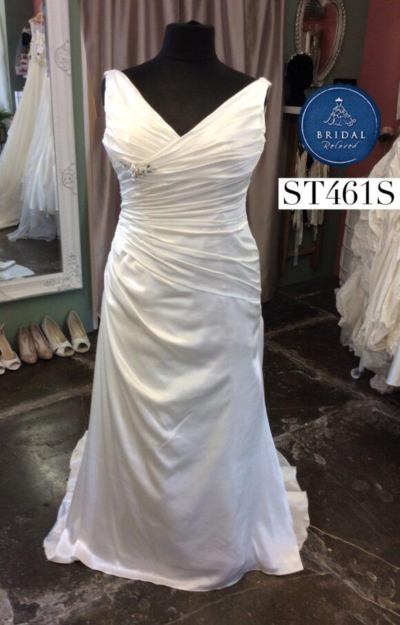 Maggie Sottero   Wedding Dress   Aline   ST461S