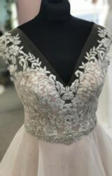 Sacha James | Wedding Dress | Aline | D1124K