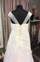 Hilary Morgan | Wedding Dress | Aline | ST425S