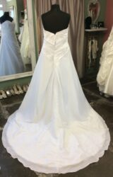 Morilee | Wedding Dress | Aline | ST259H