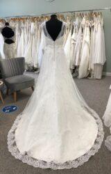 Diane Harbridge   Wedding dress   Aline   D1122K
