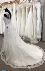 Diane Harbridge | Wedding dress | Aline | D1122K