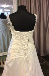 Amanda Wyatt | Wedding Dress | Aline | ST497S